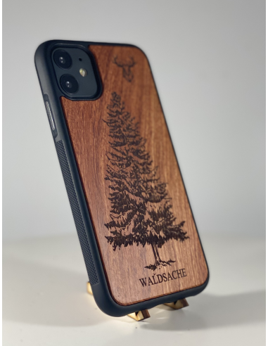 I PHONE 11 WOODCASE